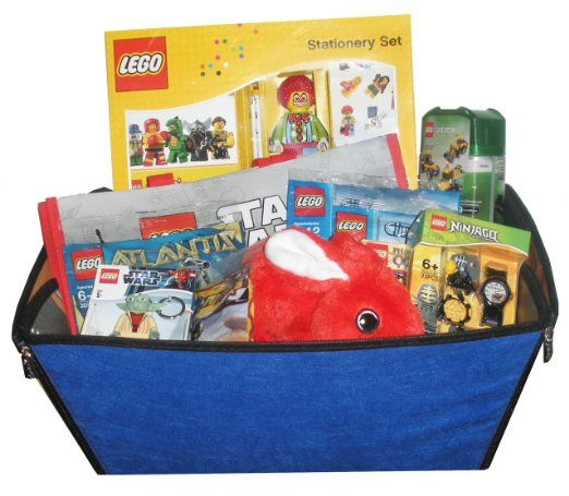 lego ultimate gift basket perfect for easter birthday christmas or other occasion toys. Black Bedroom Furniture Sets. Home Design Ideas