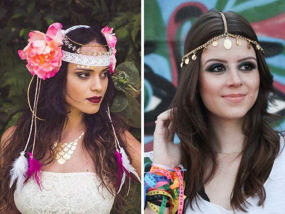 #AmeixaFoliã: Acessórios pra cabeça