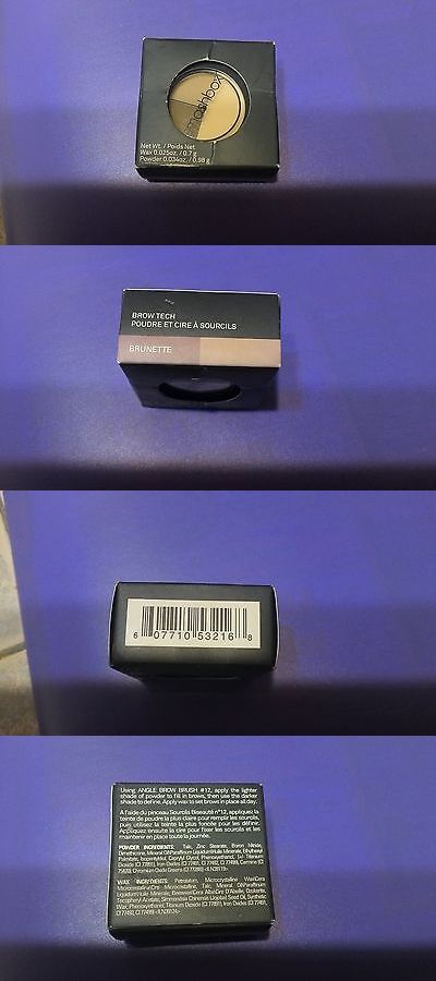 Eyebrow Liner And Definition Smashbox Brow Tech Brunette Full Size