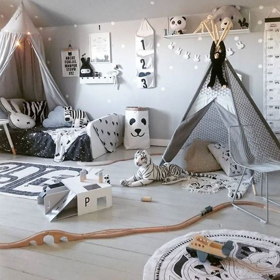 A playful child's room ♡:
