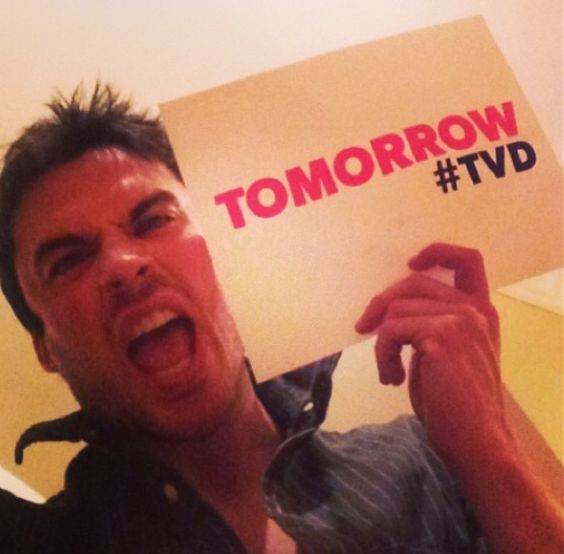 ONE MORE DAY #vampirediaries