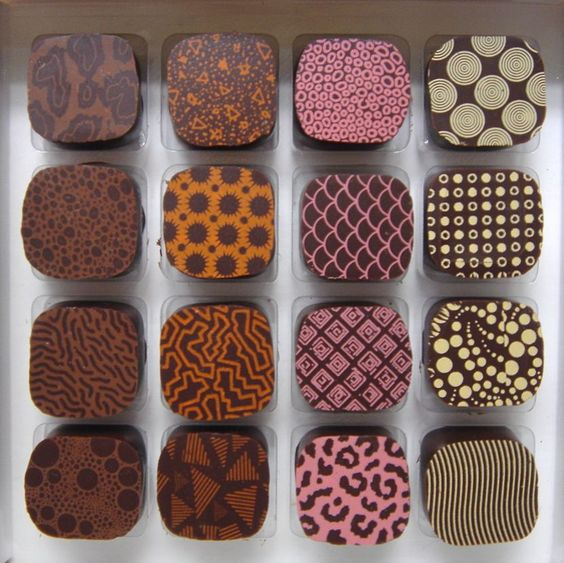 chocolate patterns: Pattern Inspirations, Chocolate Factory, Designer Chocolates, Chocolate Inspiration, Mood Board, Chocolate Patterns, Freelance Mood, Patterns Forever