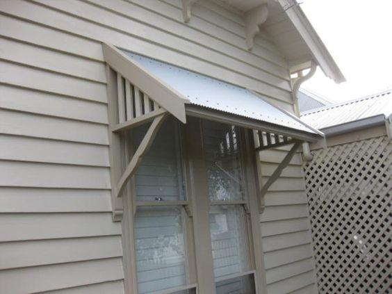 Awnings For Exterior Doors Timber Awnings Window