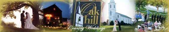 Oak Hill Country Weddings in Galena Illinois