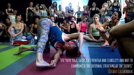 Recordando las sesiones del Barcelona Yoga Conference 2015