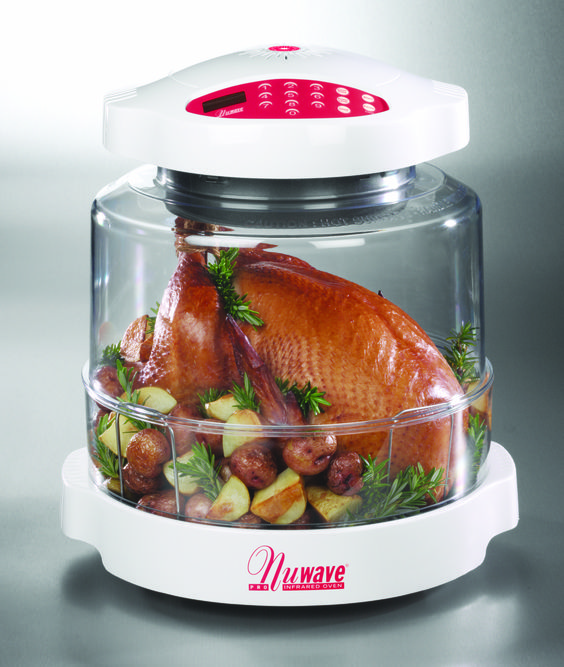 The extender ring allows you to cook up to a 16 pound for 3 8 kg turkey cooking time
