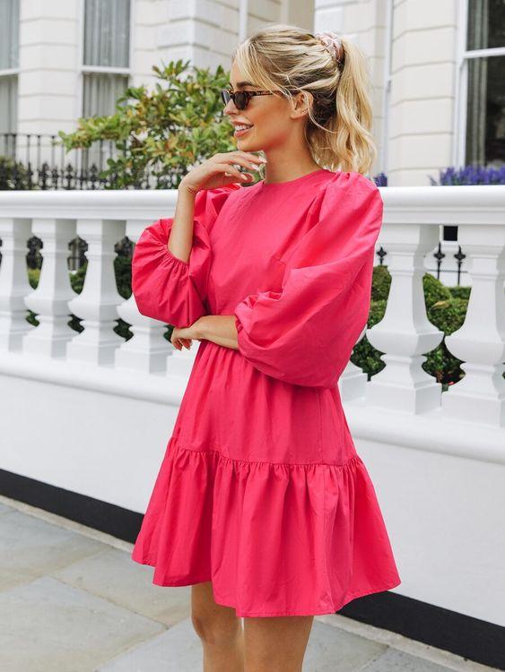 Vestidos Bufante moda