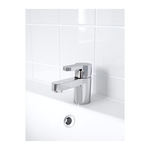 ENSEN Tvättställsblandare m bottenventil, förkromad | Faucets ...