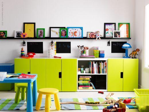 10 best images about Kids Room on Pinterest Shelves, Inspiration