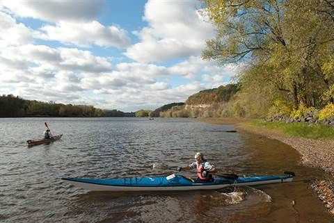 Canoe, Camp & Color Watch along the St. Croix