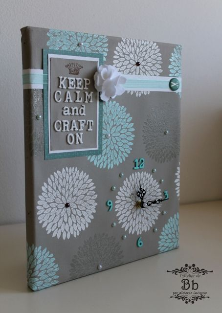 KEEP CALM & CRAFT ON