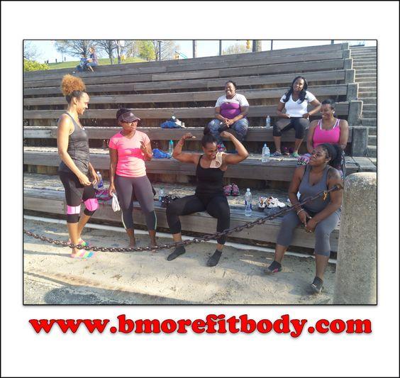 For more Fit Tips go to www.bmorefitbody.com