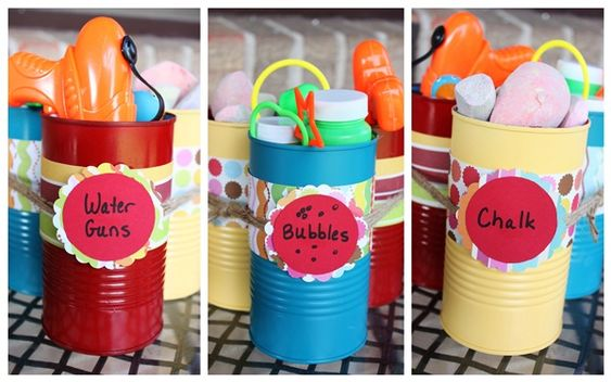 Need to make these for the kids art supplies!