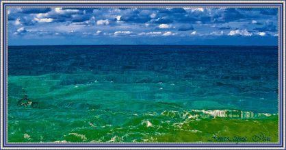 Морские пейзажи, волны и морские животные. Cтраница 7