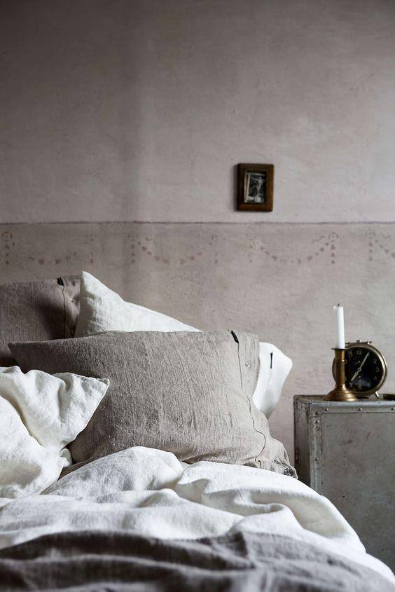 Bettbezug Lovely Linen von Kardelen in weiß | Petit Pont - Skandinavische Möbel, Accessoires & Deko für Haus und Garten