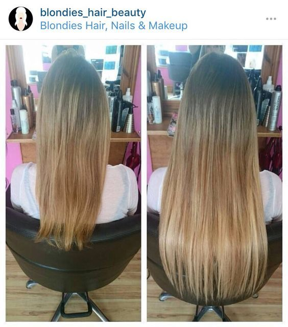 Check Out This Incredible Before And After At Blondieshairbeauty