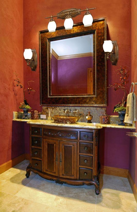 Außergewöhnlich Badezimmerlampen   Praktische Tipps Und Ideen Für Ihre Badbeleuchtung    Http://freshideen.