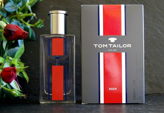 Tom Tailor Urban Life Man [Eau de Toilette]
