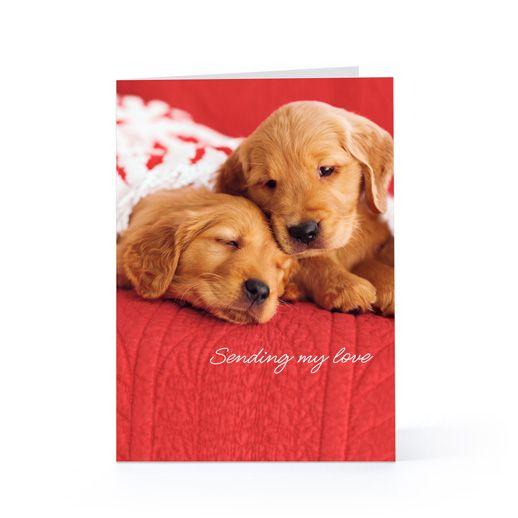 Hallmark Card - Romantic Christmas