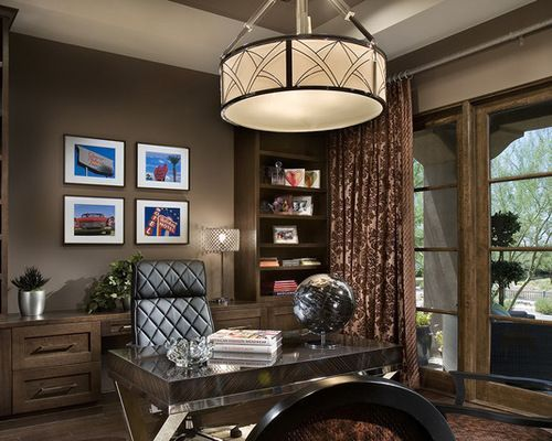 Wonderful Office Chandelier Lighting Best Home Office Lighting Design Ideas Remodel Pictures Houzz Contemporary