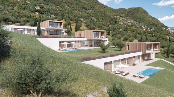 Luxus Immobilie Landmarkbuilding Matteo Thun Klasse Pinterest   Esszimmer  Lengerich ...