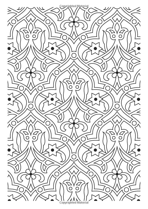 The Creative Colouring Book For Grown Ups Crafts Amazon