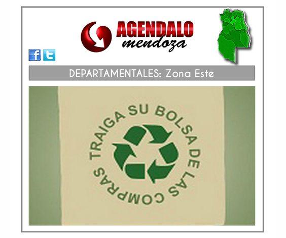 Zona Este: En La Paz, quedó prohibido el uso de bolsa no biodegradales http://goo.gl/cNTupp