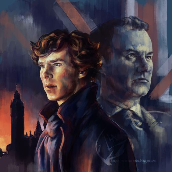 The Holmes by Alea-Lefevre.deviantart.com on @deviantART
