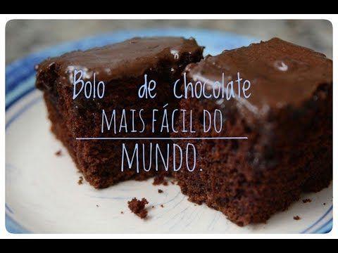 Pin De Ednea Aparecida Em Bolo Bolo De Chocolate Bolo De