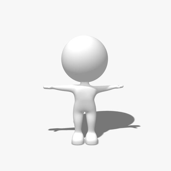 3D Peoples