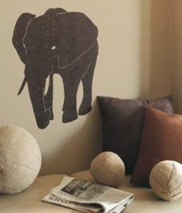 Sticker Elefant | Kinderzimmerhaus