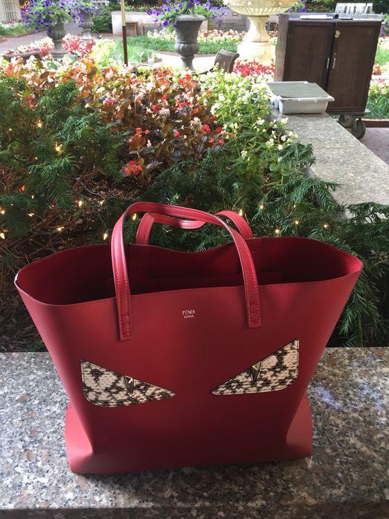 Love this bag!  #Fendi #hu'shoes