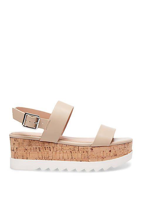 Madden Girl Sweet Platform Sandals