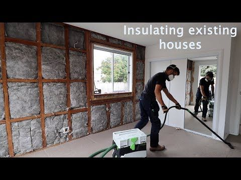 Old House Insulation Ideas 15 Case Studies Packed With Awesome Tips Home Insulation Insulation Wall Insulation