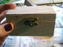 Resultado de imagem para caja con pintura a mano