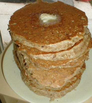 Make and share this Copycat IHOP Harvest Grain & Nut Pancakes recipe from Food.com.