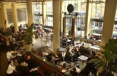 Dudok Rotterdam, Restaurant Bar, Rotterdam