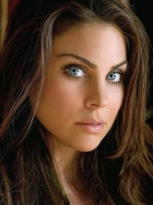 Nadia Bjorlin - One Life to Live - soap one of the most beautiful women today.