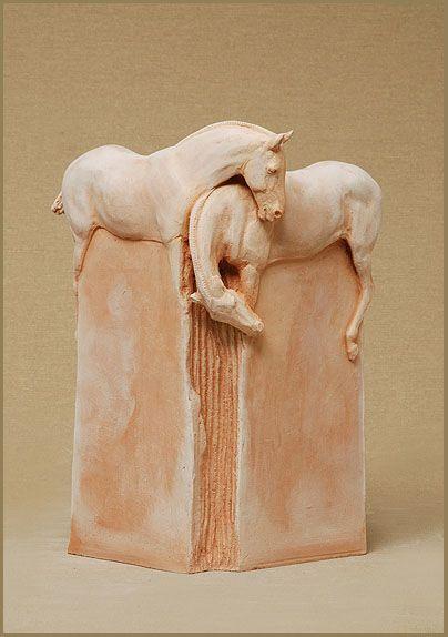 Las hemosas esculturas de:Susan Leyland