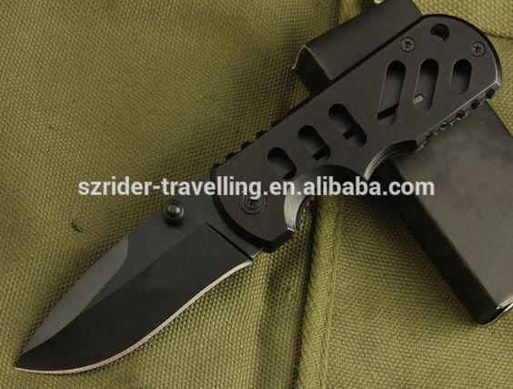 OEM Yangjiang EDC Stainless Steel Pocket Knife Free Sample Knife ...