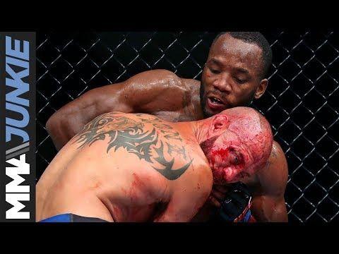 Mma Best Photos Of Leon Edwards Vs Donald Cerrone At Ufc Fight Night 132 Donald Cerrone Ufc Fight Night Fight Night
