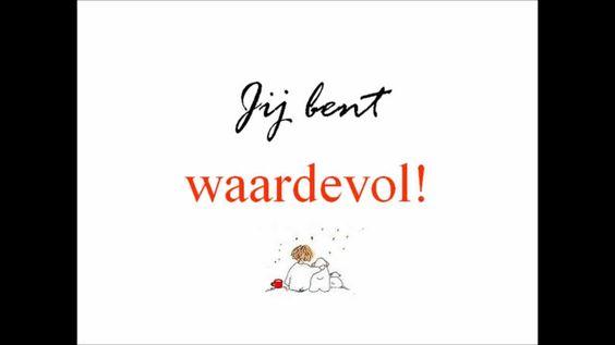 Jij bent waardevol - naar het boek van Max Lucado © 2003 by Max Lucado www. arkmedia.nl