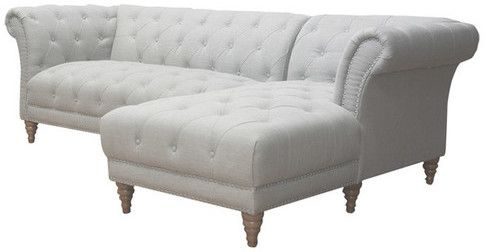 lark manor la rochelle sectional furniture decor pinterest ps. Black Bedroom Furniture Sets. Home Design Ideas