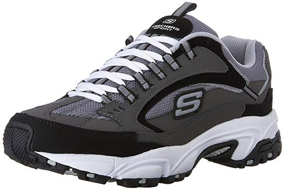 Skechers Mens Dyna Air Walking Shoes Navy Blue Sports Outdoors Breathable
