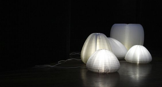 Urchin softlight - daylight white by Molodesign. Beautiful but.. 800.00 USD the large one :-/