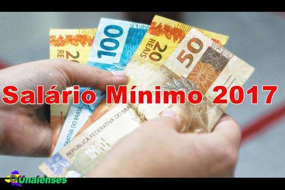 UNAIENSES: BRASIL - Governo regulamenta salário mínimo de 201...