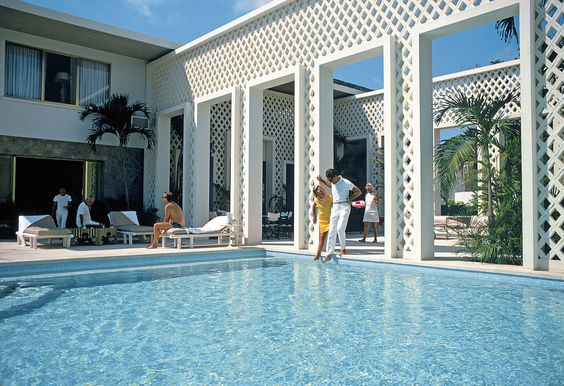 vintage mexico slim aarons - Google Search:
