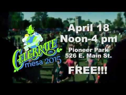Celebrate Mesa is FREE event that brings the whole community together! This Saturday, April 18 at Pioneer Park. Click to see a list of some of the activities http://www.mesaaz.gov/things-to-do/celebrate-mesa