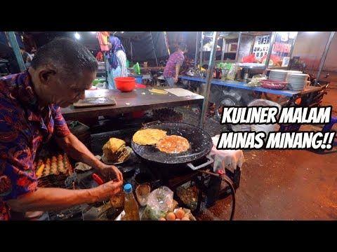 Pekanbaru Jl Nilam Ajo Eddi Minas Minang Kuliner Malam Youtube Mina Youtube