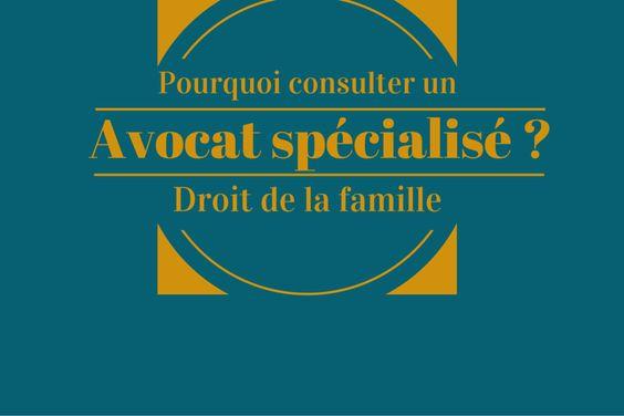 Vous êtes à la recherche d'un avocat spécialisé. Cet article vous explique le rôle de l'avocat en droit de la famille.